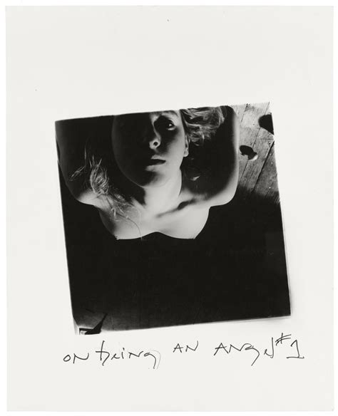 francesca woodman on being on being an angel finding francesca woodman in the otherness of her self portraits british