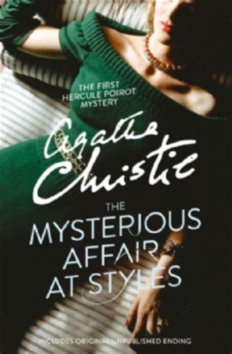 0007119275 the mysterious affair at styles the mysterious affair at styles 183 agatha christie 183 k 246 nyv
