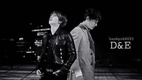 d d cap edit donghae eunhyuk d e music video growing