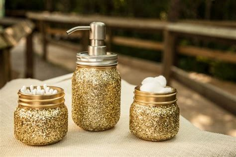 glitter bathroom sets 21 best images about bathroom white coral gold on