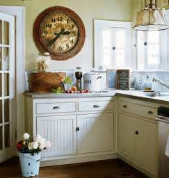 cottage kitchen furniture authentic cottage character