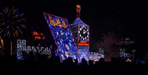 the 6 most epic christmas light displays in fresno c a