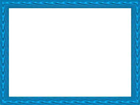 cornici per powerpoint blue fabric fold embossed frame rectangular