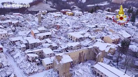 earthquake november 2017 italy earthquake damage temblor net