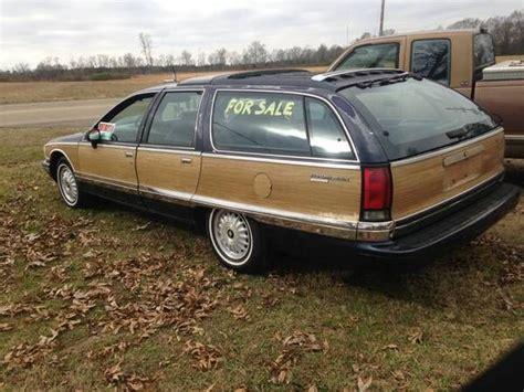 1992 buick roadmaster estate wagon wagon 4 door 5 7l