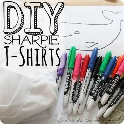 Home Welcoming Gifts Diy Sharpie Stained T Shirts Diy T Shirt Diy Crafts
