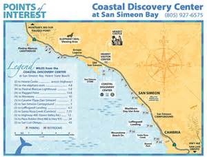 mbnms coastal discovery center at san simeon bay about us