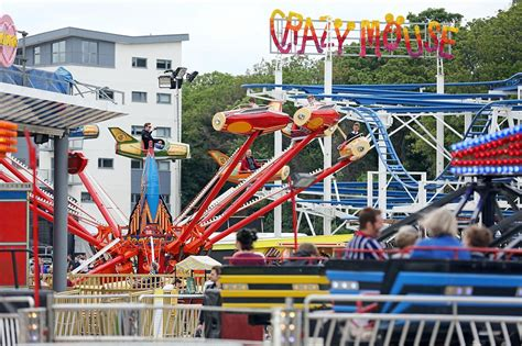 dreamland theme margate amusement park re opens after 163 18m restoration