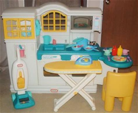 fisher price country kitchen vintage tikes pantry cabinet kitchen cupboard hutch