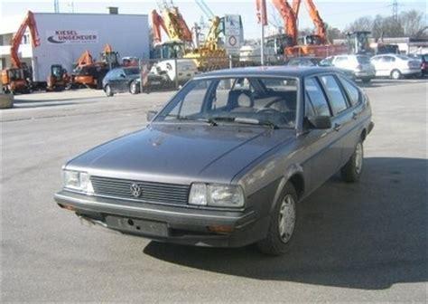 Volkswagen Passat Hatchback by Volkswagen Passat Hatchback 1981 1985 Reviews Technical