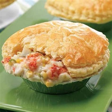 seafood pot pie lobster pot pie recipe key ingredient seafood pinterest