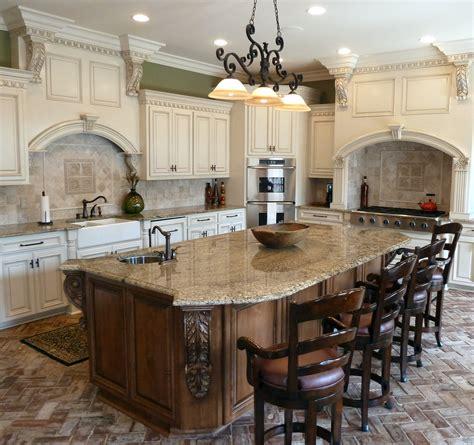 large custom kitchen islands bar stools custom kitchen islands large kitchen island kitchen helena source