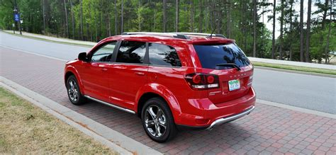 2014 dodge journey review road test review 2014 dodge journey crossroad