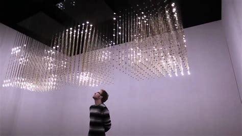 lights installation random international swarm light responsive light