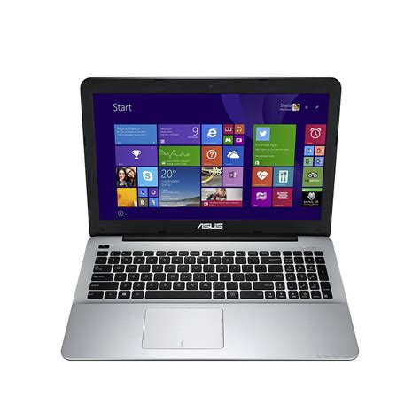 Laptop I7 Ram 6gb asus x555la xx615h 15 6 quot intel i7 laptop 6gb ram 750gb hdd windows 8 1