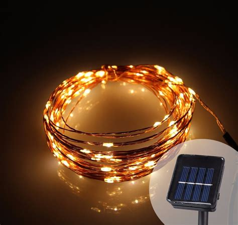 Warm White Christmas Wedding Xmas Party Outdoor Led Fairy String Lights Uk