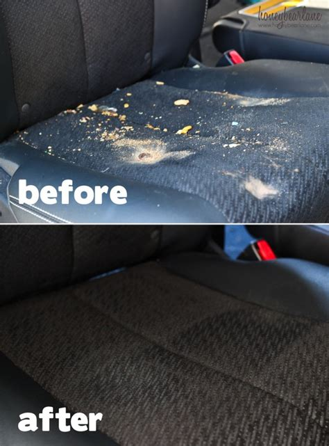 Car Upholstery Detailing by How To Detail Your Car Yourself Honeybear