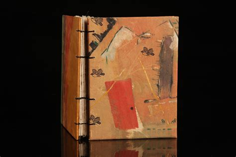Handmade Artists - handmade books whiting artist