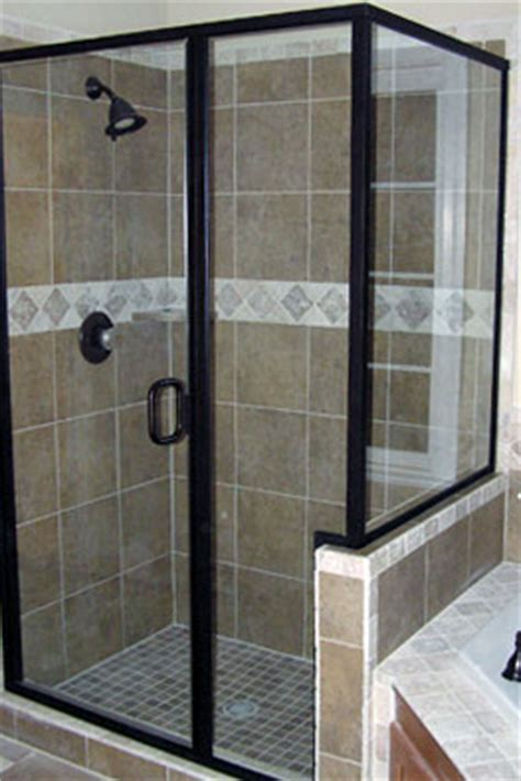 framed glass shower doors chicago framed glass shower doors chicago framed shower