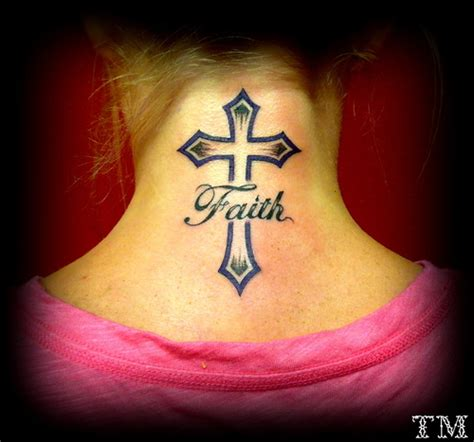17 latest faith tattoo images and designs