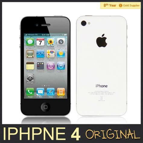 Apple 4 32gb Cell 100 original apple iphone 4 unlocked smartphone 8gb 16gb 32gb ios 8 3g wifi 5 0mp 3 5 quot ips 960