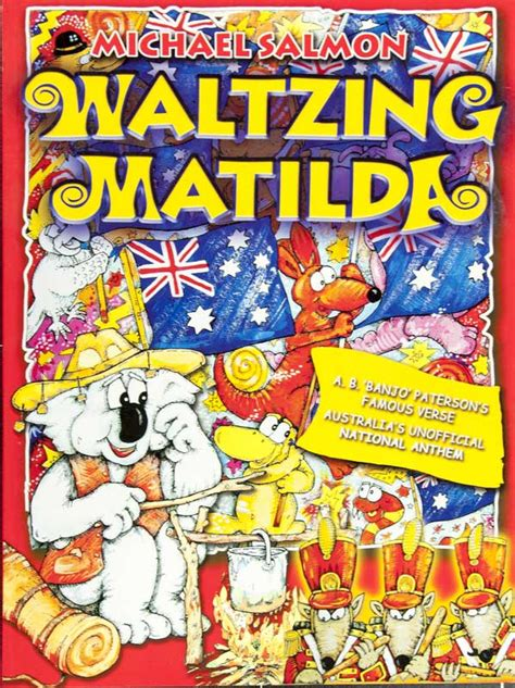 waltzing matilda books books 2