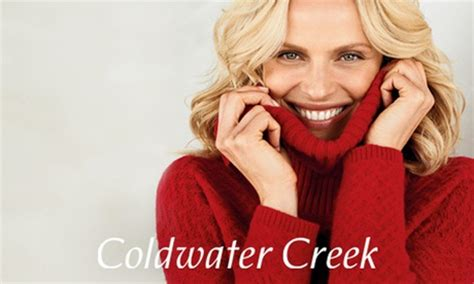 Coldwater Creek Gift Cards - coldwater creek coupon get a 50 gift card for 25 moms need to know