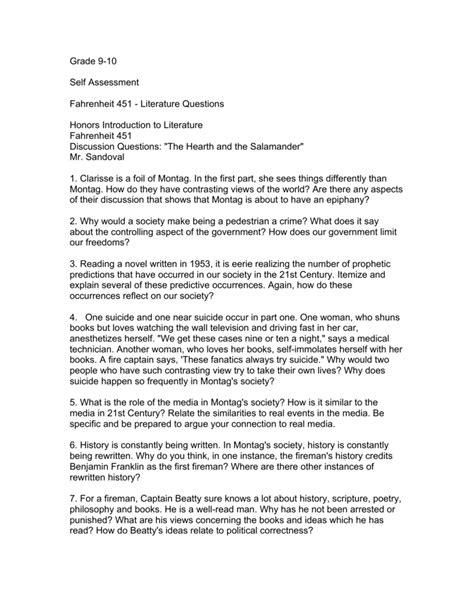Fahrenheit 451 Essay Topics by Fahrenheit 451 Essay Prompt Fahrenheit 451 Essay Topics Novels Argument Ayucar