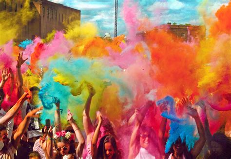 festival of color 4 holi festivals to color your holi and hindu