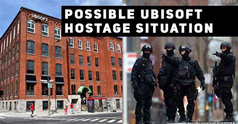 ubisoft hostage situation interrupts november  major