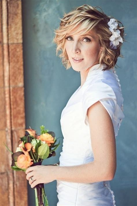 chin length bridesmaid hairstyles wedding curly hairstyles 20 best ideas for stylish brides
