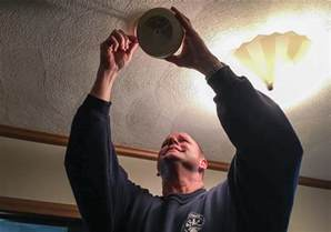 Install Smoke Detector by Fire Department To Install Smoke Detectors In Chamberlain