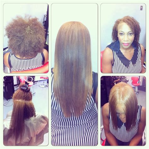 alopecia hair weave in florida before after basic 1 step smoothing protein treatment w