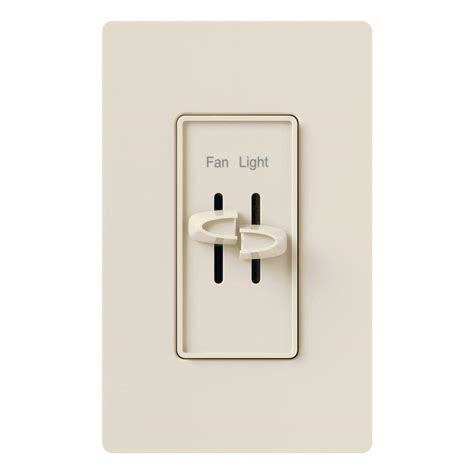 2 dimmer switches one light lutron skylark 300 watt single pole dual fan and