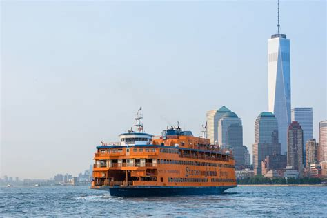 ferry cost staten island ferry visitor information the official