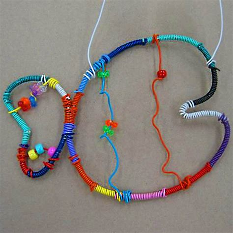 wire for craft projects twisteezwire projects wire lessons craft wire