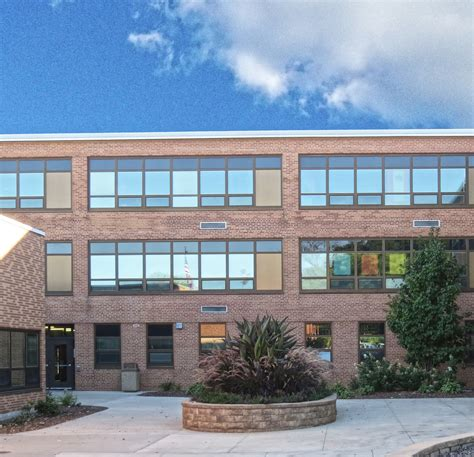 Comfort Middle School by Relying On Wausau S Windows Wisconsin School