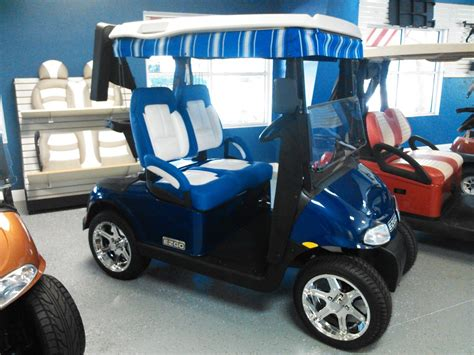 Cover Mobil Polos Custom City Car golf cart seats ocala florida the best cart