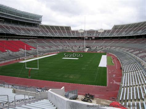 section 36a ohio stadium section 36a rateyourseats com