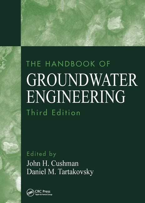 the nalco water handbook fourth edition books the handbook of groundwater engineering third edition