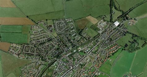 aerial maps aerial views of maybole