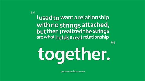 String Quotes - no strings attached quotes warehouse