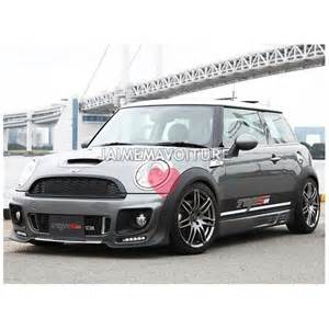 2010 Mini Cooper S Accessories Tuning Mini Cooper S Kit