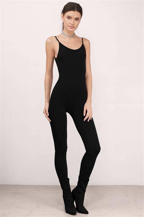 Jumsuit Black trendy black jumpsuit knitted jumpsuit 40 00