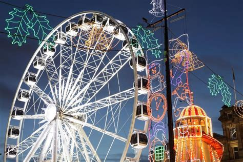 where is the glasgow christmas market 2017 what stalls