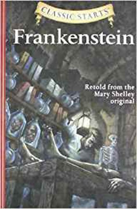 classics reimagined frankenstein books frankenstein classic starts series wollstonecraft