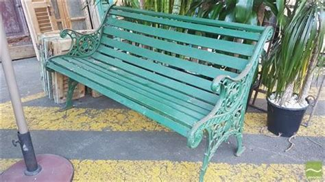 outdoor bench ends outdoor bench with metal ends