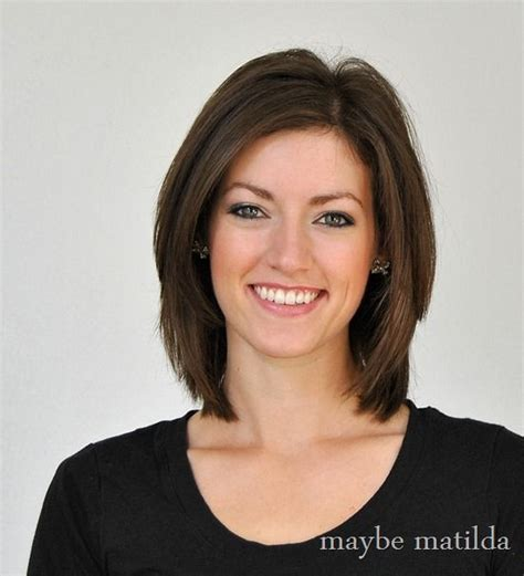 just above the shoulder haircuts with layers collar length layered hair cut short hairstyle 2013