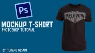 Kaos T Shirt Keep Work mockup kaos dengan photoshop mockup t shirt simple