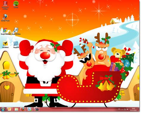 imagenes de navidad para windows 10 10 espectaculares temas de escritorio para windows 7